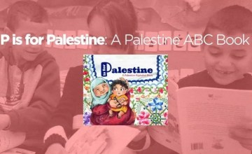 Meet Dr. Bashi: She's Publishing a Palestine ABC Book Series for Kids