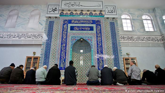 91 Mosques Were Attacked in Germany in 2016
