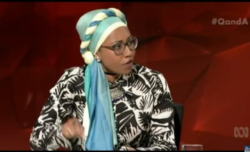 Sudanese-Australian Youth Leader Yassmin Abdel-Magied Defends Islam in Heated Debate with Senator