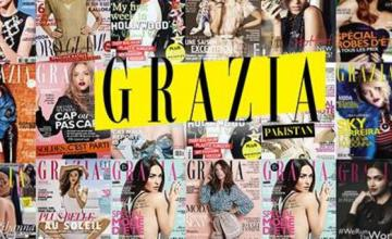 Fashion Magazine Grazia Launches In Pakistan