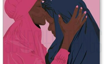 Social Media Killed It With This #MuslimWomensDay Art