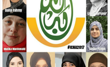 Did ICNA Really Have a Panel on Racism Without Any Black Speakers?