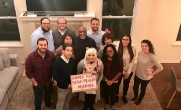 Meet Amanda Saab, MasterChef Contestant & Host of 'Dinner With Your Muslim Neighbor'