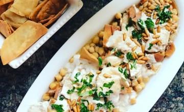 How to Easily Make the BEST Lebanese Fetteh