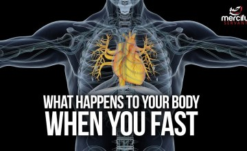 Watch The Physical Effect Fasting Has on the Body
