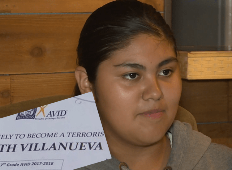 Teachers Mocked 7th Grade Student on 'Most Likely to Become Terrorist' Award