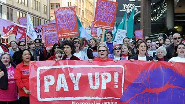 legally pay women less than men