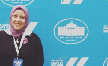 Meet Aya Khalil: Muslim Girl Writer, Educator, Journalist, Activist & Mother