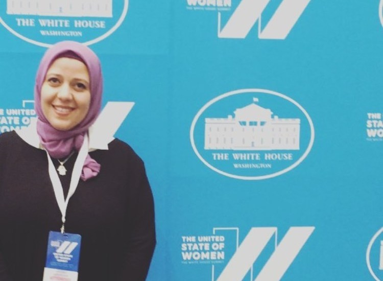 Meet Aya Khalil: Muslim Girl Writer, Educator, Journalist, Activist & Mother
