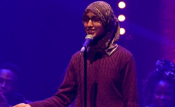 Meet the Muslim Slam Poet Who Shook the World With This Viral Piece