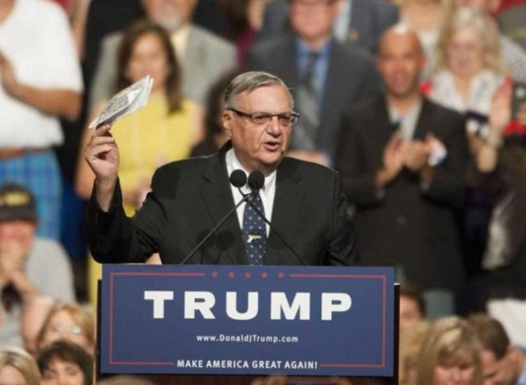 What You Need to Know About Sheriff Joe Arpaio's Problematic Pardon