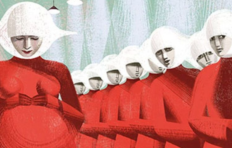 How Indonesian Women Are Actually Living 'The Handmaid's Tale'