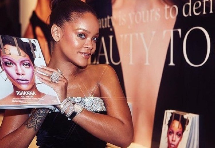 Rihanna's New Makeup Line, Fenty Beauty, Is Life!
