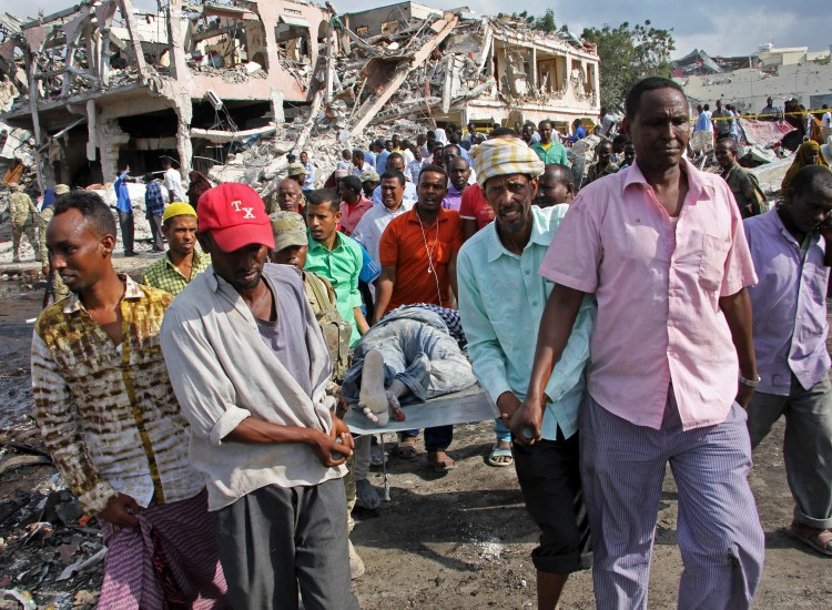 What the Truck Bombings in Somalia Unveil About the Recovering Nation