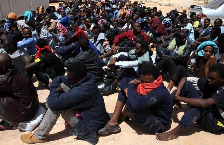 Disturbing Images of Libyan Slave Trade Conjure Memories of a Recent History