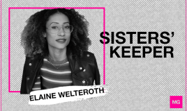 #MGTop8: Elaine Welteroth, a Force of Millennial Wokeness