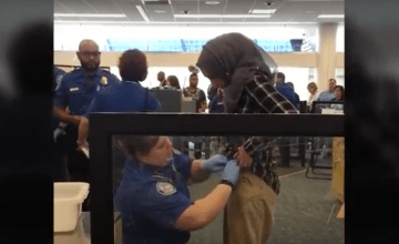 TSA Is Apparently Now Checking Muslim Womens' Bloody Pads