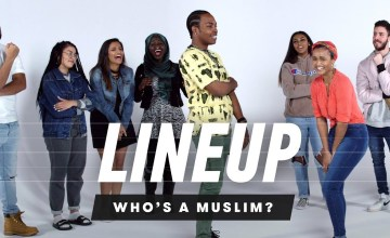 Watch:  Can You Guess Who's Muslim?
