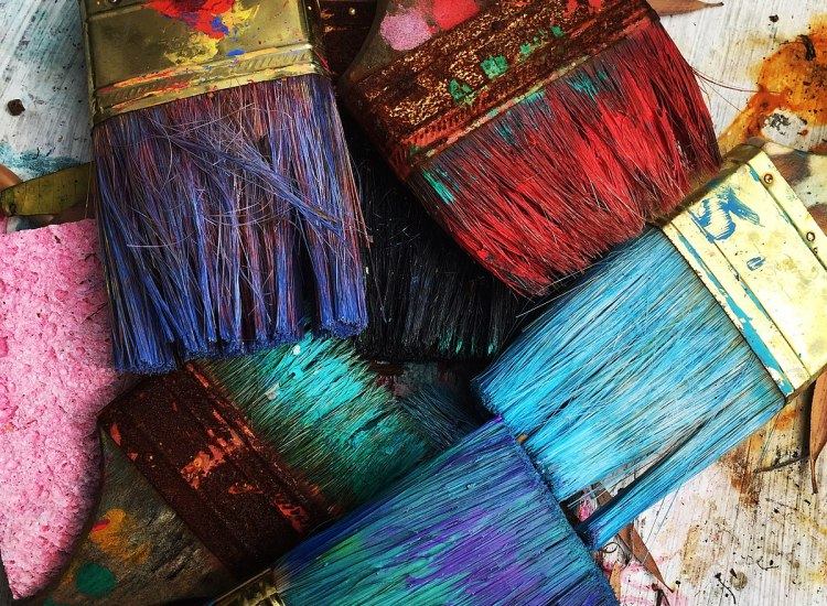 11 Things Painting Taught Me About Self-Love, Healing, and Heartache