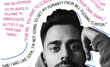 Hasan Minhaj: The Immigrant Wonder Kid