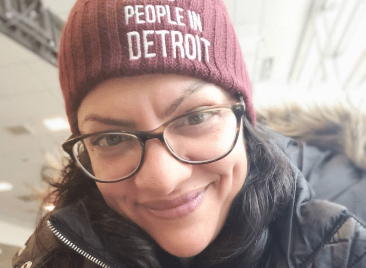 Why Rashida Tlaib Isn't Here for Your Hypocrisy