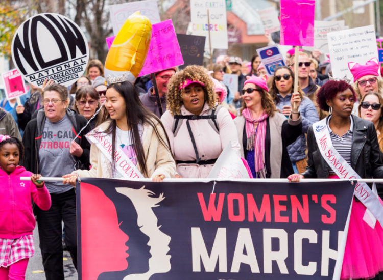 The Top 10 Women's March Signs to Brighten Your Day