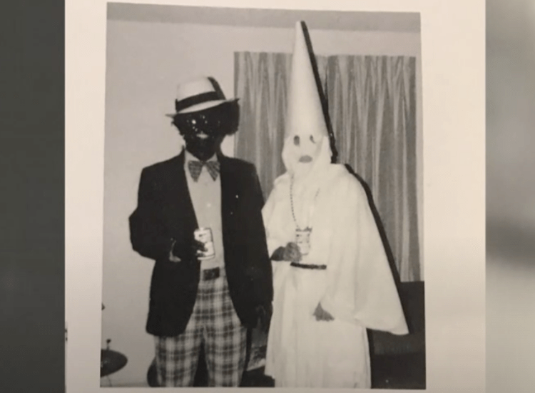 The Political Curse of Ralph Northam and Entitled White Men
