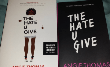 "Why You Need to Read ""The Hate U Give"" ASAP"