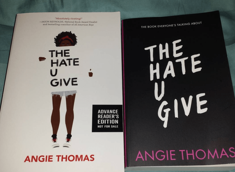 """Why You Need to Read """"The Hate U Give"""" ASAP"""
