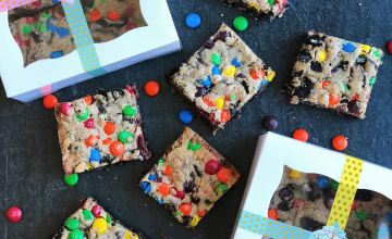 Stop What You're Doing and Bake These Bars for Your Next Iftar Party