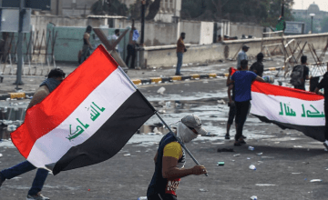#IraqProtests: Why Iraq Needs Us to Pay Attention