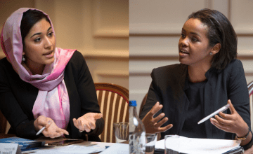 Here's What the Muslim Women Nominated for a Nobel Peace Prize Really Represent