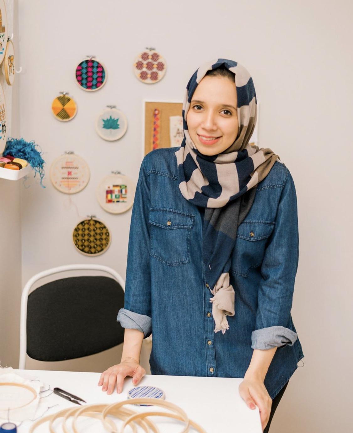 Why Rafia Shafiq Started Dhaga Art to Revive the Art of Phulkari thumbnail