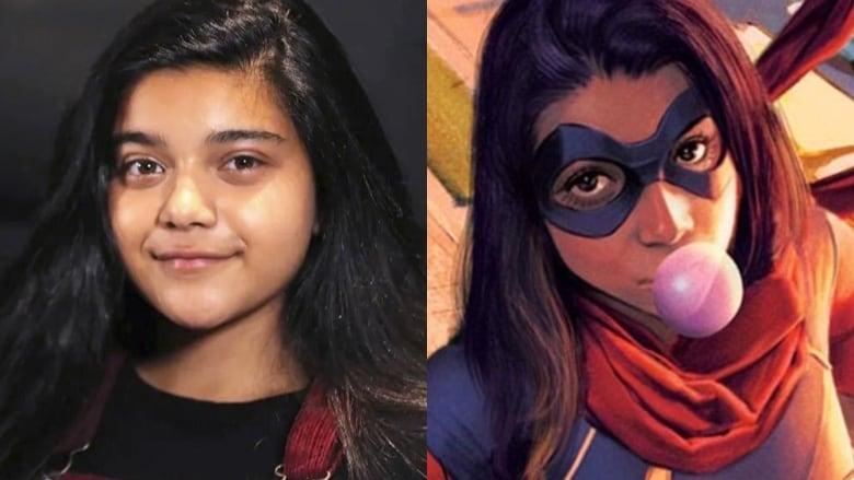Marvel Is Finally Giving Muslim Girls Our Own Muslim Girl Superhero thumbnail