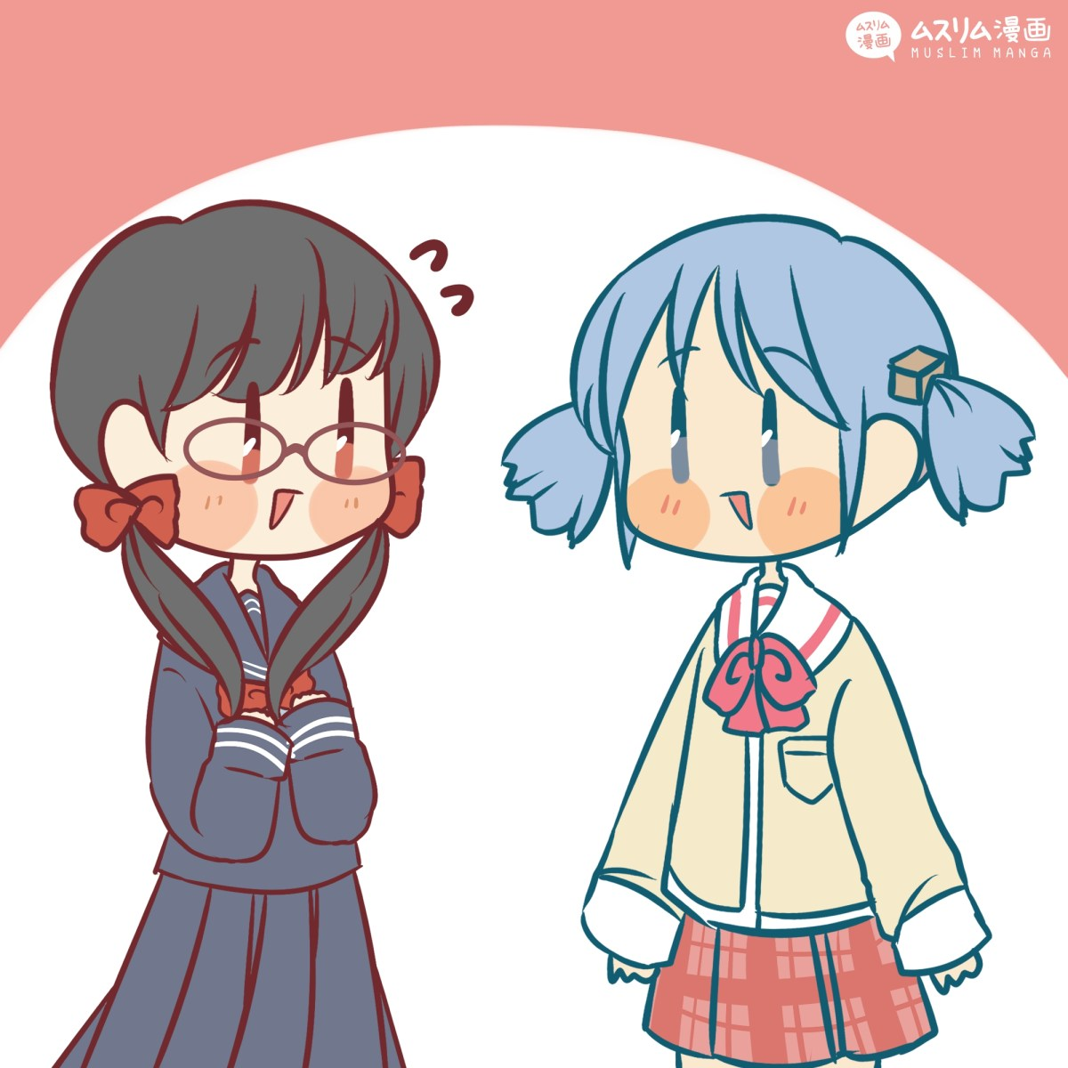 nao and nichijou
