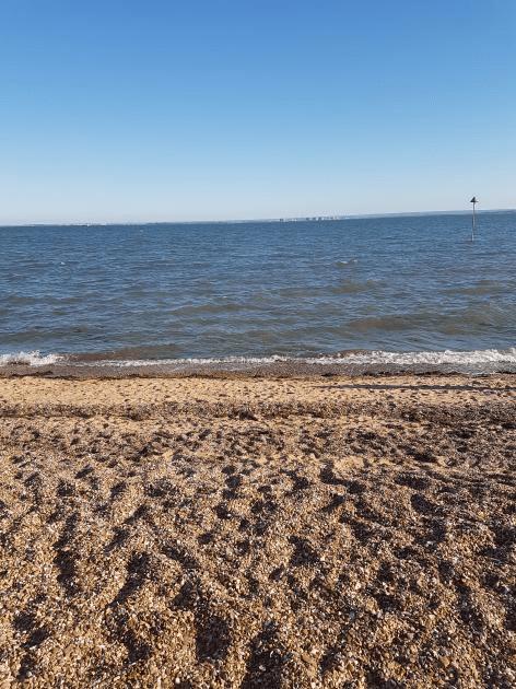 The seaside, London, UK