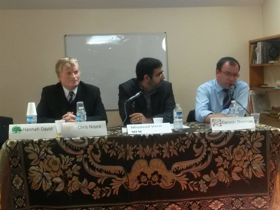 Lively Harrow Hustings despite Tory absence - The Muslim News