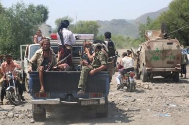 Image result for yemen houthi taiz