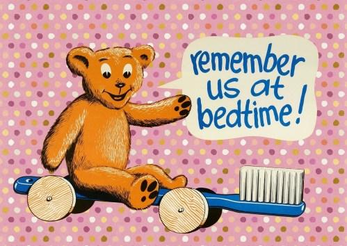 se brosser les dents enfant