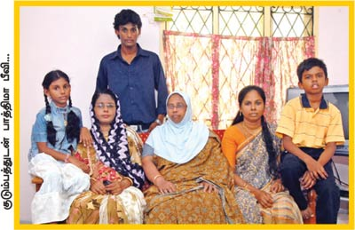 Pavalar Family