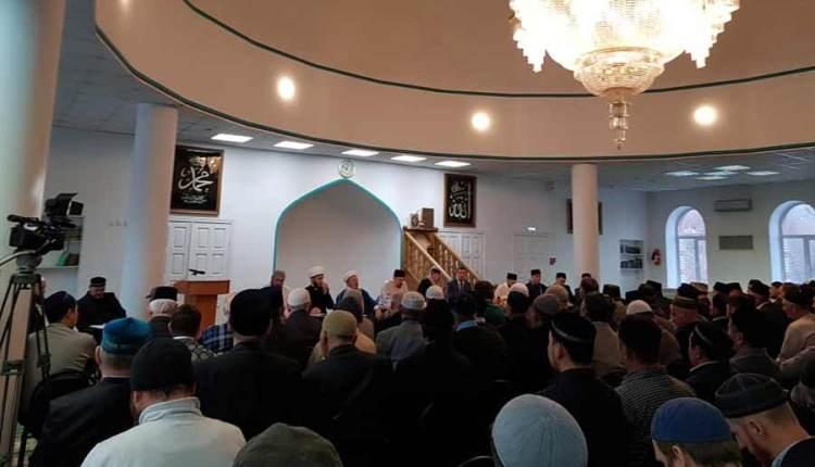 المركز الإسلامي في مدينة سراتوف بوسط روسيا