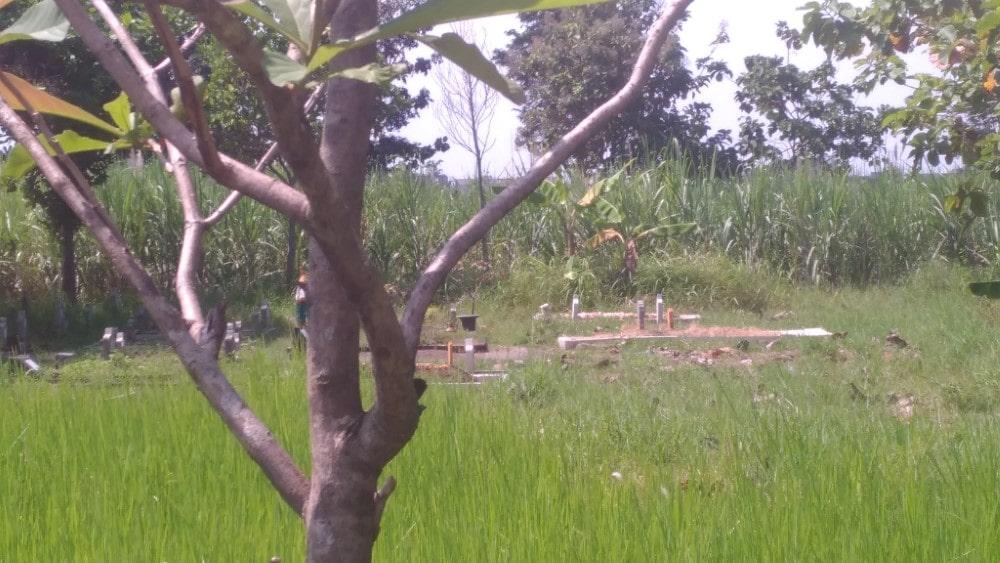 Foto Pemakaman Muslim Pabelan Singopuran Kartasura