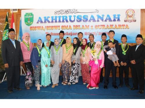 Kegiatan Ekstrakulikuler SMA Islam Surakarta