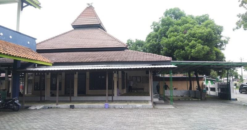 Masjid Al Anhaar Gumpang Kartasura