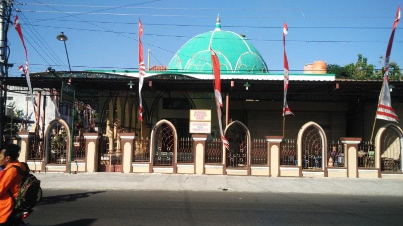 Masjid Jami Ash Shoffa Kartasura