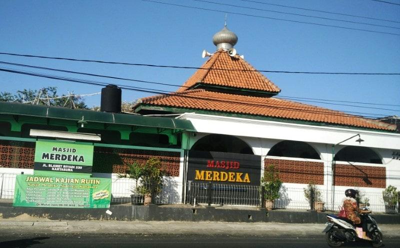 Masjid Merdeka Ngadirejo Gumpang Kartasura