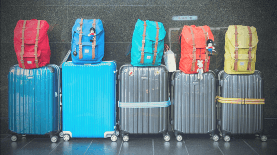 luggage Your bags journey at Heathrow Airport