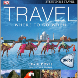 A Travel Guide gift from Avios and DK Eyewitness Travel