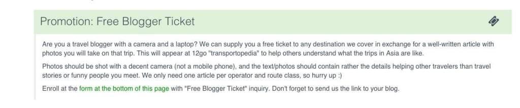 12go free train ticket