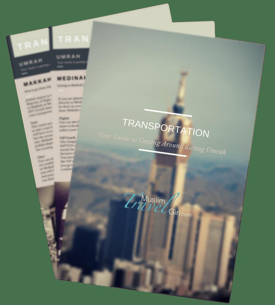 umrah transportation guide